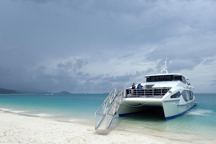 Cruise Whitsundays Boat