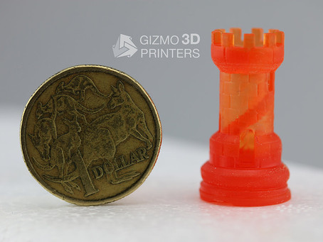 Print the Rook that Formlabs printed