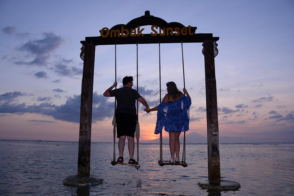 Hotel Ombak Sunset Swings, Bali