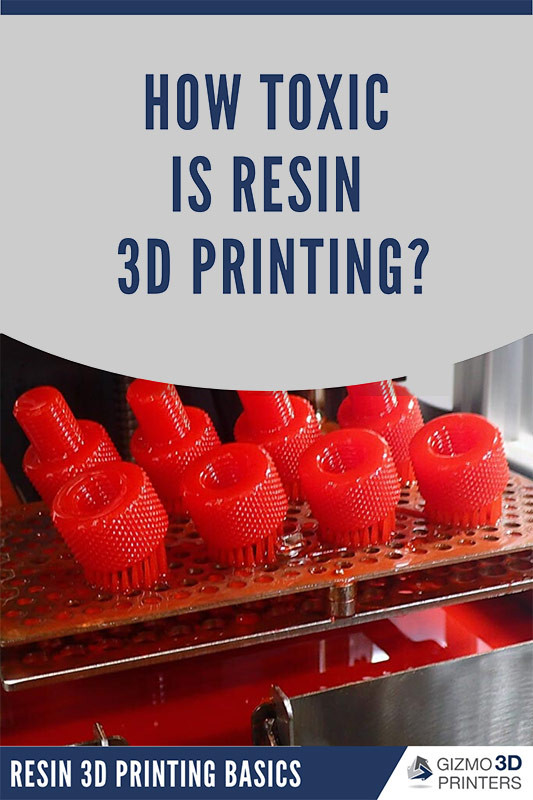 How Toxic is Resin 3D printing?