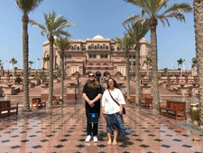 Star Couple Anne & Jaylan | Honeymoon inspiration
