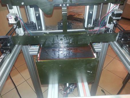 Top Down DLP 3D printer