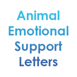 Animal Emotional Support Letters
