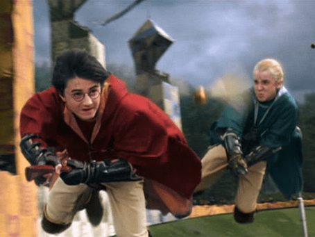 Quidditch is a Metaphor