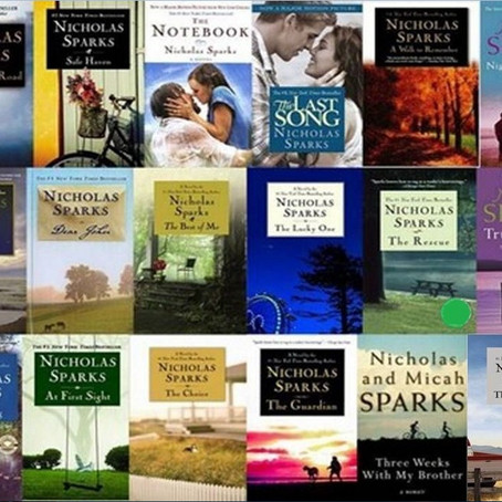 Nicholas Sparks, Sexism in Publishing, and Love Tragedies
