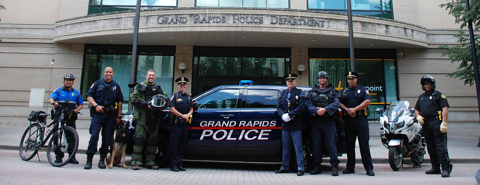 GRPD Officer Careers