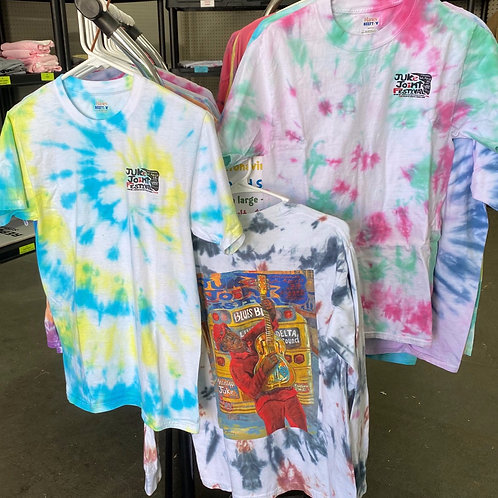 JJFest Tye-Dyed Shirts-Adults