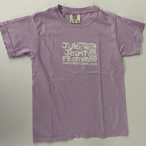 JJFest Youth Shirts-Orchid