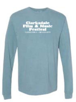 CFilmFest Long SleeveT-Shirt_Ice Blue_Adults