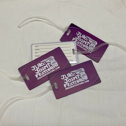 JJFest Luggage Tags (4 for$15)