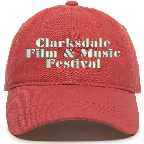 CFilm&Music Fest_Hat_Nantucket Red