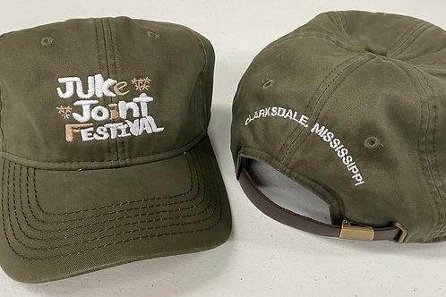 JJFest Olive Hat