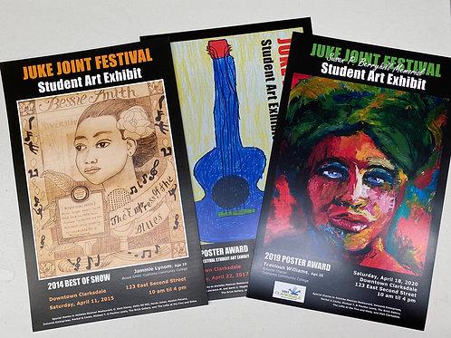 JJFest Student Art Posters