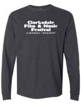 CFilmFest Long SleeveT-Shirt Black_Adults