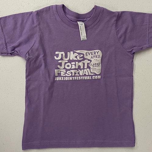 JJFest Toddler Shirts-Lavender