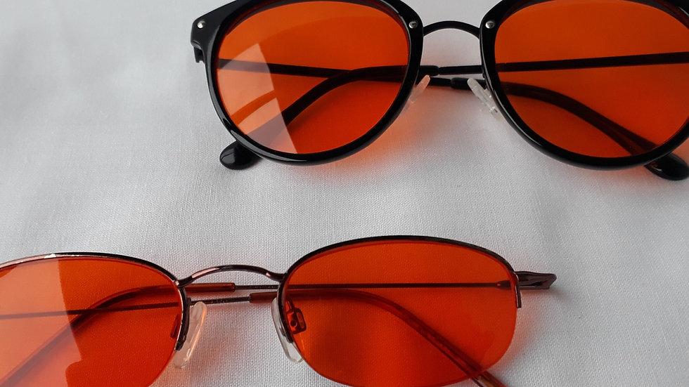Personalizado: Óculos de grau com proteção