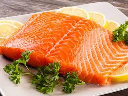 Salmão - um dos alimentos mais tóxicos do mundo