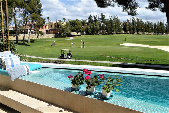 Renowned Costa del Sol Interior Designer offers home as seen.