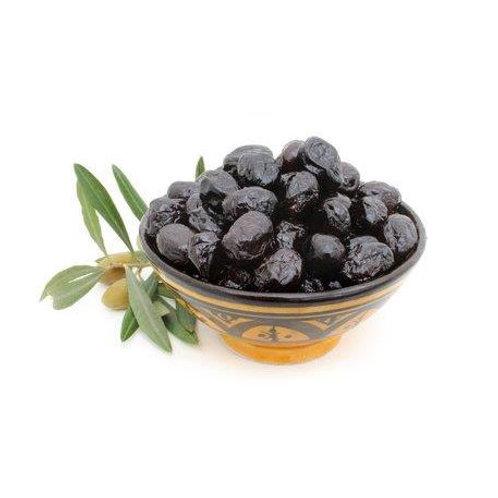 Olive noire façon Grèce (500g calibre 22/25)