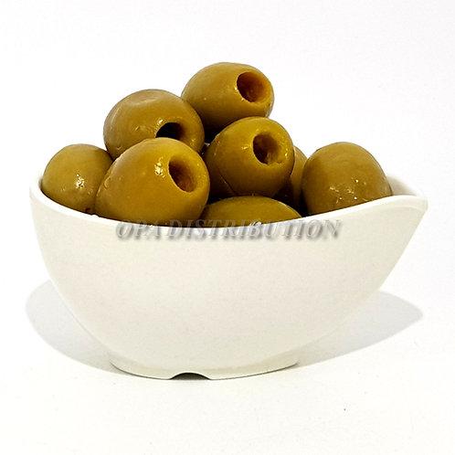 Olive verte denoyautée (500g calibre 22/25)