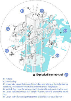 Detailed isometric