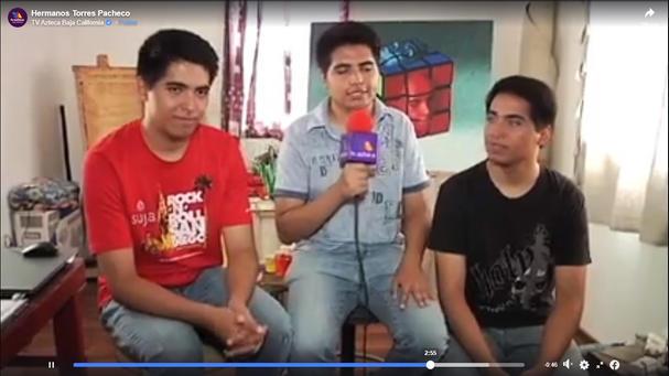 2018: Reportaje Parte II - TV Azteca Baja California