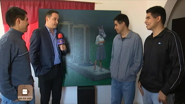 2021: Primer sorbo - Memo del Río de TV Azteca Baja California