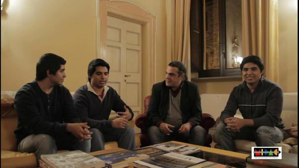 2017: Entrevista - Museo MIDAC, Italia