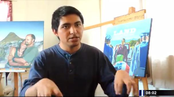 2018: Reportage - Antonio Anistro from Mexiquense TV