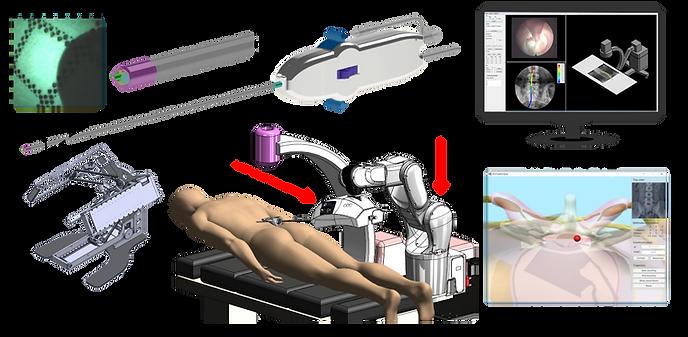 Dr. Hujoon robot