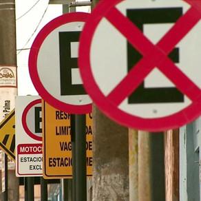 Trânsito tem leis