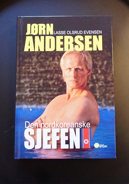 Jørn Andersen | Den nordkoreanske sjefen