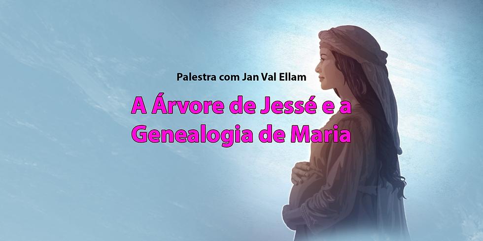 A Árvore de Jessé e a Genealogia de Maria