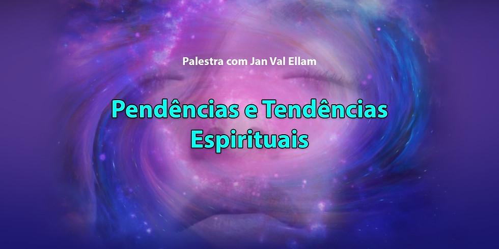 Pendências e Tendências Espirituais