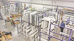 Ledan windows factory norwich