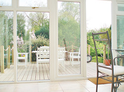 Norfolk conservatory