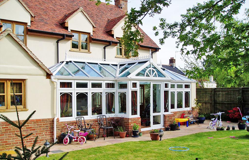 Norwich conservatory