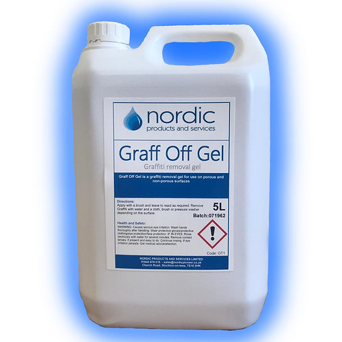 Graff-off Gel 5L