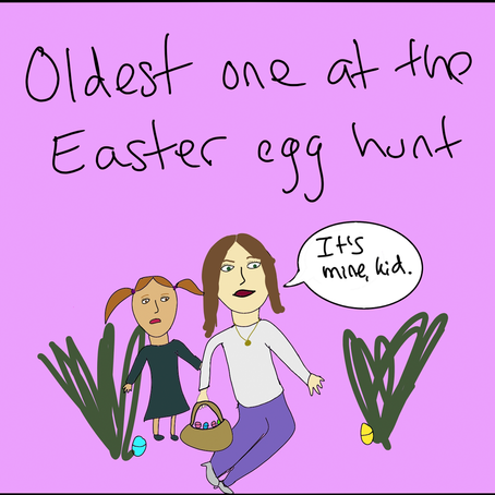 How a Jew celebrated Easter