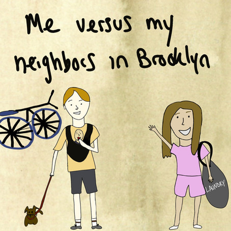 The realities of living in Brooklyn