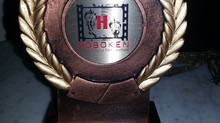 Bloody Slumber Party wins the Audience Award at Hoboken Int'l Film Fest!