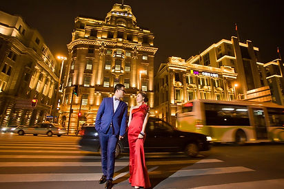 Pre-Wedding photoshoot in Shanghai, China