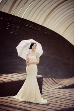 Henderson Waves beautiful bride