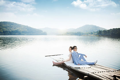 Pre-Wedding photoshoot in Shanghai , China