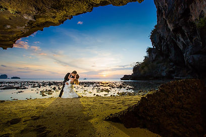Pre-Wedding photoshoot in Krabi, Thailand