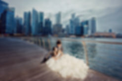 Pre-Wedding photoshoot in Singapore