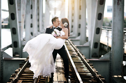 Pre-Wedding photoshoot in Ho Chi Minh city, Saigon Vietnam