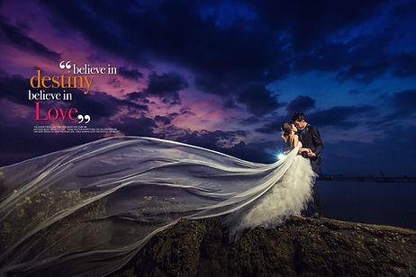 Krabi, Thailand Pre Wedding photoshoot