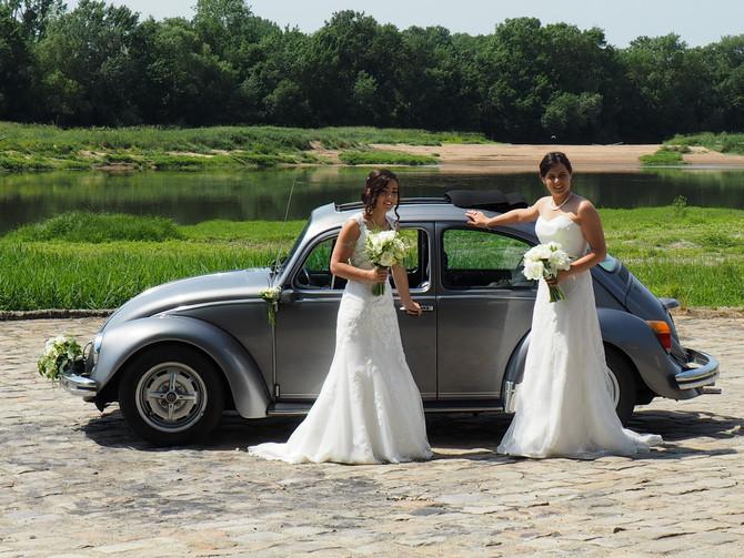 Le mariage d'Amandine & Pauline