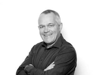 Meet Martin Evans - Founding Member Feature